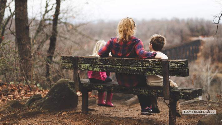 Beszélgetsz vagy csevegsz a gyerekeddel?