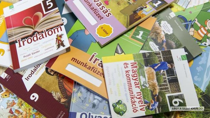 Általános iskolás tankönyvek