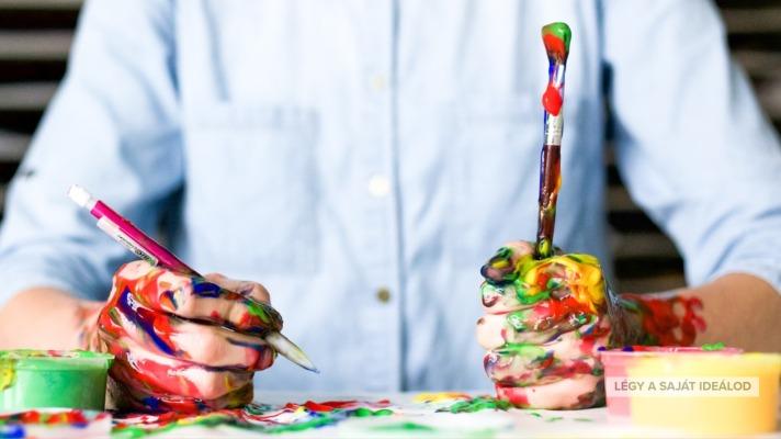 Alkotás öröme